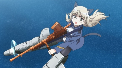 Strike Witches: Road to Berlin#1