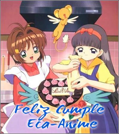 Aniversario Eca-Anime 15 Años